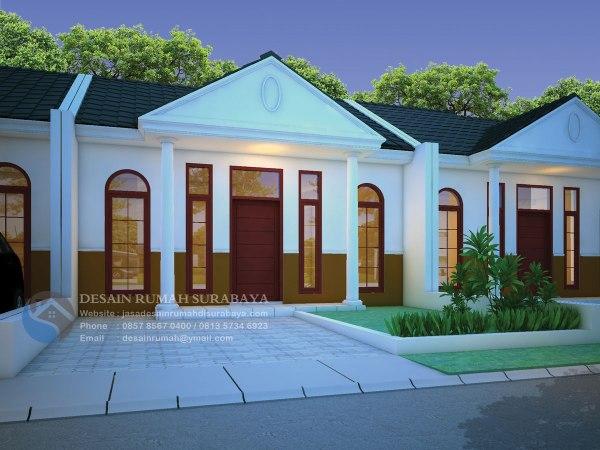 Jasa Desain Rumah Klasik di Pasuruan