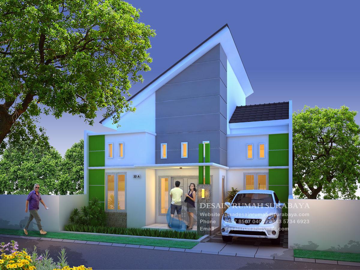 Contoh Karya – Jasa Desain Rumah Di Surabaya | ARSITEK ...