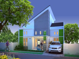 Jasa Desain Rumah Minimalis 1 Lantai Sesuai Referensi Sendiri di Madura