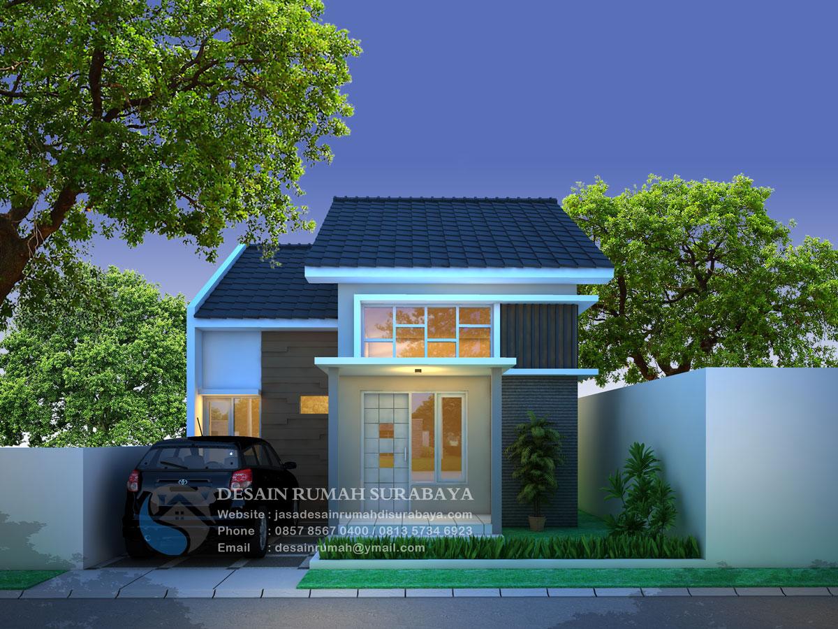 Jasa Desain Rumah Minimalis Modern 1 Lantai Di Bojonegoro Jasa