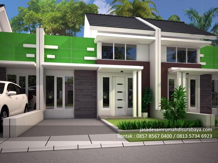 Jasa Desain Rumah Type 38 di Surabaya