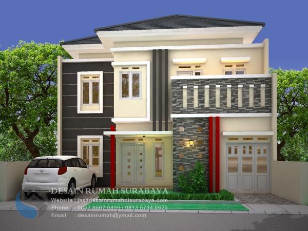 Jasa Desain Rumah Kos di Surabaya