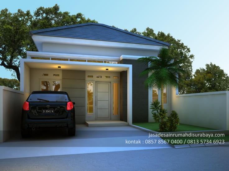 Jasa Desain Rumah Di Babatan Wiyung Surabaya